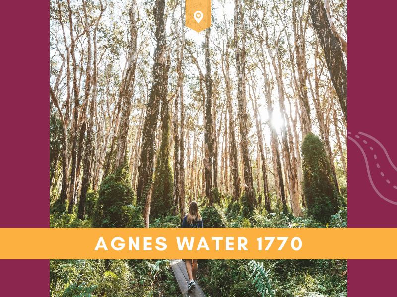 Agnes Water - 1770